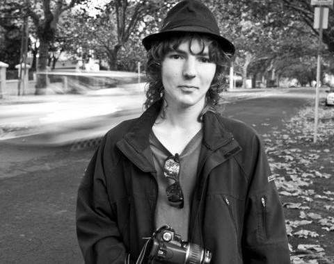 Photographer Ian Halliwell