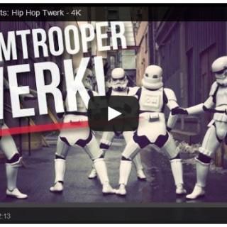 Twerk and Star Wars shouldnt be in the same sentence