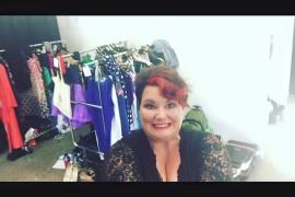 NZ first curvy Fashion Show