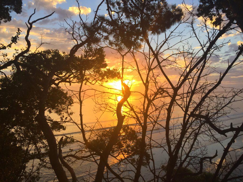 Orewa Beach Sunrise