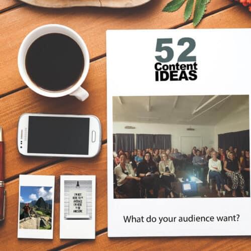 52 content ideas 2