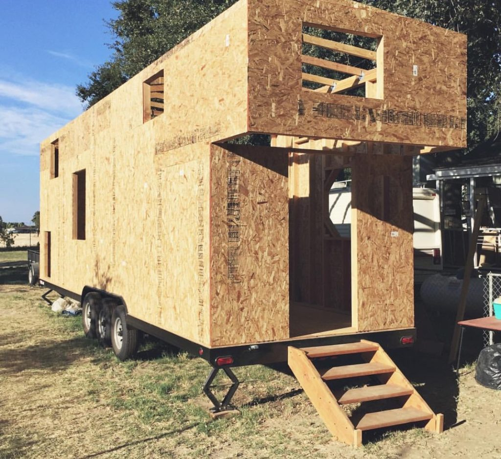 Living big in a tiny house, an interview with Bryce Langston